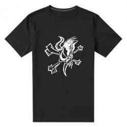 Мужская стрейчевая футболка Metallica Scary Guy - FatLine
