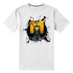 Купить Мужская стрейчевая футболка Metro: Last Light Art, FatLine