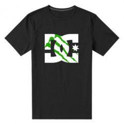 Мужская стрейчевая футболка Monster DC - FatLine