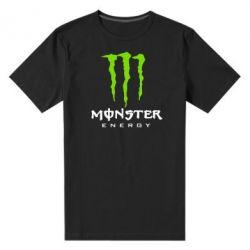 Мужская стрейчевая футболка Monster Energy Classic - FatLine