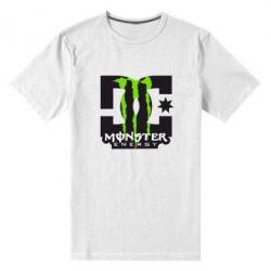Мужская стрейчевая футболка Monster Energy DC - FatLine