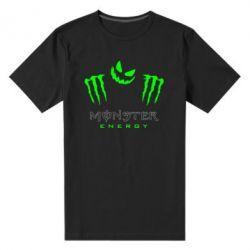 Мужская стрейчевая футболка Monster Energy Halloween