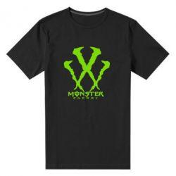 Мужская стрейчевая футболка Monster Energy W - FatLine