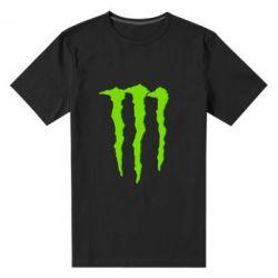 Мужская стрейчевая футболка Monster Lines - FatLine