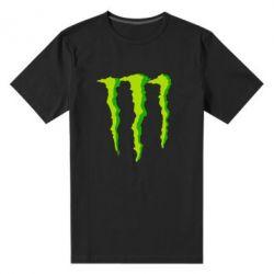Мужская стрейчевая футболка Monster Stripes - FatLine