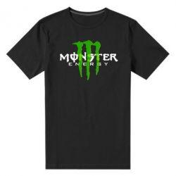 Мужская стрейчевая футболка Monter Energy Classic - FatLine