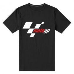 Чоловіча стрейчова футболка MOTO GP - FatLine