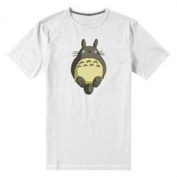 Мужская стрейчевая футболка Мой сосед Тоторо - FatLine
