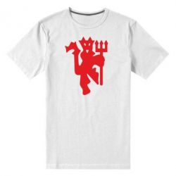 Чоловіча стрейчева футболка MU