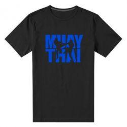 Мужская стрейчевая футболка Муай Тай - FatLine
