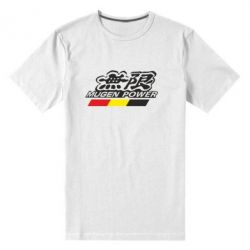 Мужская стрейчевая футболка Mugen Power - FatLine