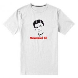 Мужская стрейчевая футболка Muhammad Ali - FatLine