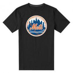 Мужская стрейчевая футболка New York Mets - FatLine
