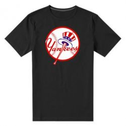 Чоловіча стрейчева футболка New York Yankees