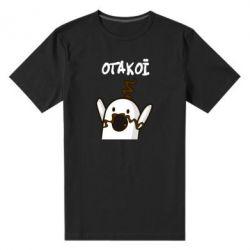 Мужская стрейчевая футболка Ничоси казак - FatLine