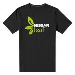 Мужская стрейчевая футболка Nissa Leaf - FatLine