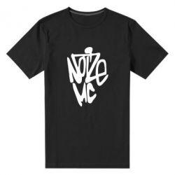 Мужская стрейчевая футболка Noize MC - FatLine