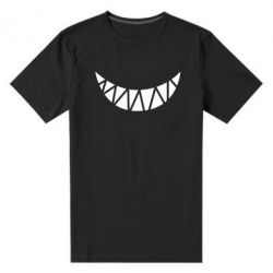 Мужская стрейчевая футболка Охра - FatLine