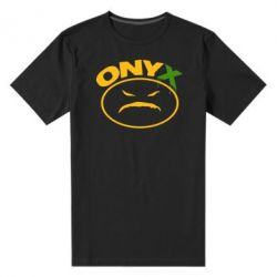 Мужская стрейчевая футболка Onyx - FatLine