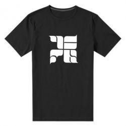 Мужская стрейчевая футболка Оу74 Танкоград - FatLine