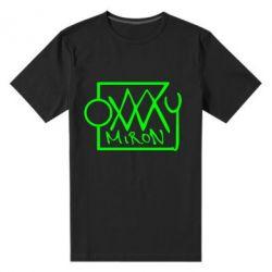Мужская стрейчевая футболка OXXXY Miron - FatLine