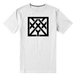 Мужская стрейчевая футболка Oxxxymiron - FatLine