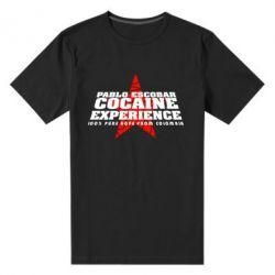 Мужская стрейчевая футболка Pablo Escobar - FatLine
