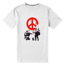 Мужская стрейчевая футболка Pacific - FatLine