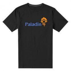 Мужская стрейчевая футболка Paladin - FatLine