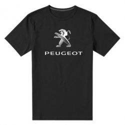 Чоловіча стрейчева футболка Пежо