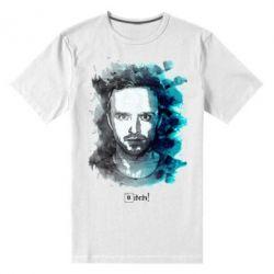 Мужская стрейчевая футболка Pinkman Bitch