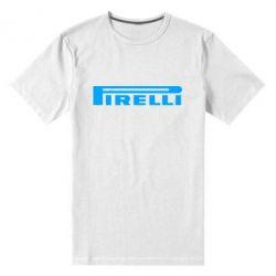 Мужская стрейчевая футболка Pirelli - FatLine