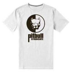 Мужская стрейчевая футболка Pitbull Syndicate - FatLine
