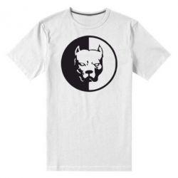 Мужская стрейчевая футболка Pitbull - FatLine