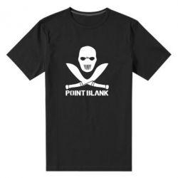 Мужская стрейчевая футболка Point Blank - FatLine