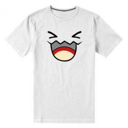 Мужская стрейчевая футболка Pokemon Smiling - FatLine