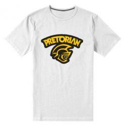 Мужская стрейчевая футболка Pretorian - FatLine