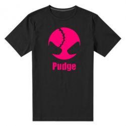 Мужская стрейчевая футболка Pudge - FatLine
