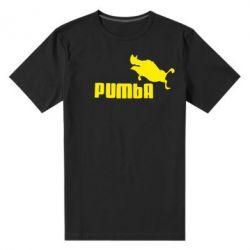 Чоловіча стрейчева футболка Pumba