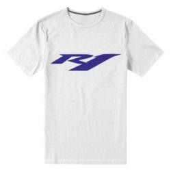 Мужская стрейчевая футболка R1 - FatLine