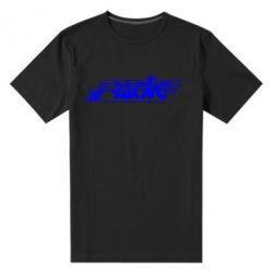 Мужская стрейчевая футболка Racing - FatLine