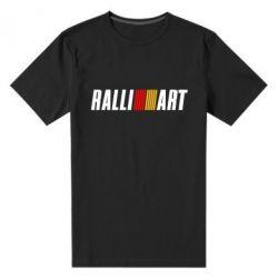Мужская стрейчевая футболка Ralli Art Small - FatLine