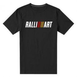 Мужская стрейчевая футболка Ralli Art - FatLine