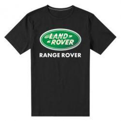 Мужская стрейчевая футболка Range Rover - FatLine