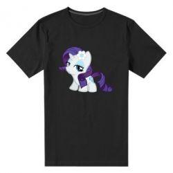 Чоловіча стрейчева футболка Rarity small