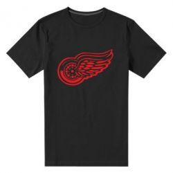 Мужская стрейчевая футболка Red Wings