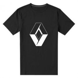 Мужская стрейчевая футболка Renault - FatLine