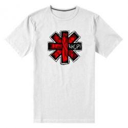 Мужская стрейчевая футболка RHCP sublim - FatLine