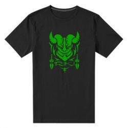 Мужская стрейчевая футболка Riki - FatLine