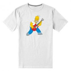 Чоловіча стрейчева футболка Rock this party!